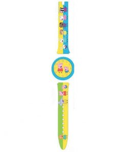 CHILD'S WATCH PEPPA PIG BLUE - Blister pack 0480189-B