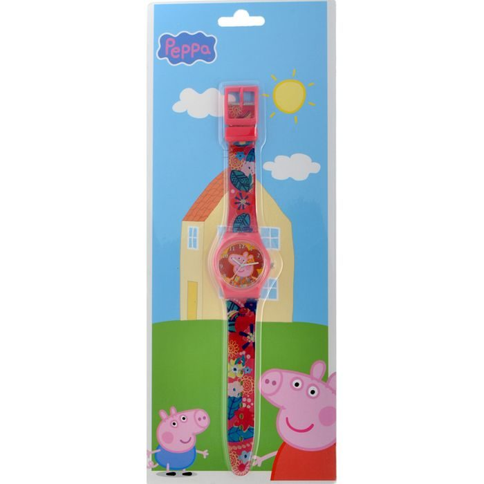 PEPPA PIG CHILDREN WATCH 0480189-R