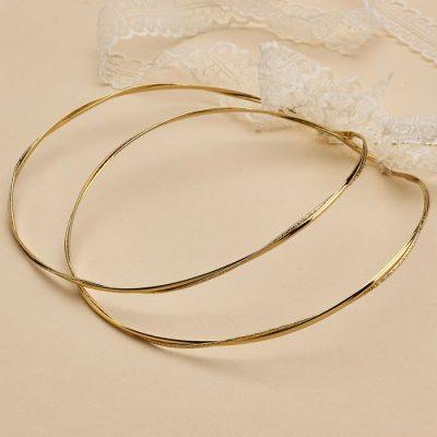 Στέφανα γάμου ΑRTE e ARGENTO 1161