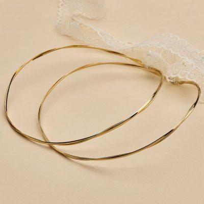 Στέφανα γάμου ΑRTE e ARGENTO 1162