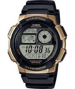CASIO Sport Black Rubber AE-1000W-1A3VEF