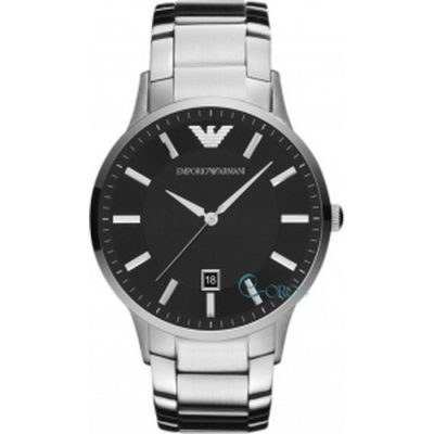 Emporio Armani Black Ceramic Gents Watch- Cod.: AR2457