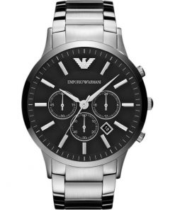 Emporio Armani Black Ceramic Gents Watch- Cod.: AR2460