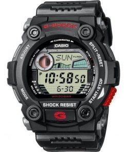 CASIO G-SHOCK Black Rubber Strap G-7900-1ER