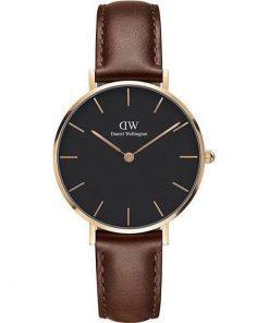 Daniel Wellington Classic Petite St. Mawes 32mm Ladies Watch DW00100169