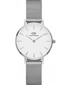 Daniel Wellington Classic Ladies Watch Petite Sterling 28mm DW00100220
