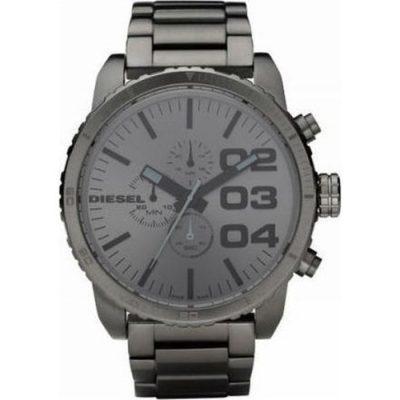 Diezel Global Core Grey Stainless Steel Bracelet Gents Watch- Cod.: DZ4215
