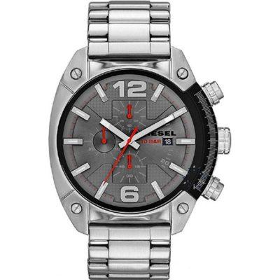 DIESEL Overflow Chrono Stainless Steel Bracelet DZ4298