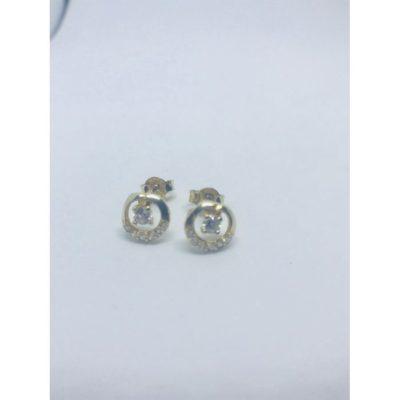 Χρυσά σκουλαρίκια 0
