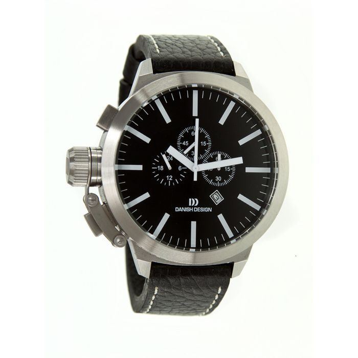 Danish Design IQ13Q713 Men Watches : Black Dial Perfect Daily Wear