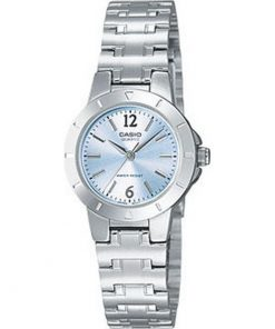 Casio Collection Stainless Steel Bracelet Ladies LTP-1177PA-2A