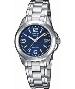 Casio Collection Stainless Steel Bracelet LTP-1259PD-2AEF