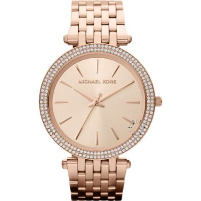 MICHAEL KORS Darci Rose Gold-Tone Ladies Watch- Cod.: MK3192