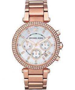 Michael Kors Parker Chrono Ladies Watch- Cod.: MK5491