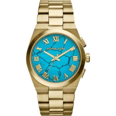 Michael Kors Channing Gold Stainless Steel Bracelet MK5894