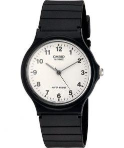 Casio Mens Classic Analogue Watch MQ-24-7BLL