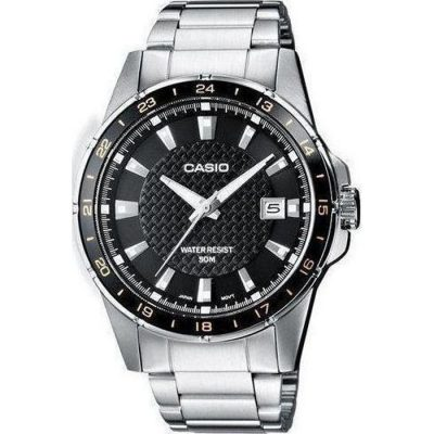 Casio Collection Casual Stainless Steel Bracelet Gents Watch- Cod.: MTP-1290D-1A2VEF