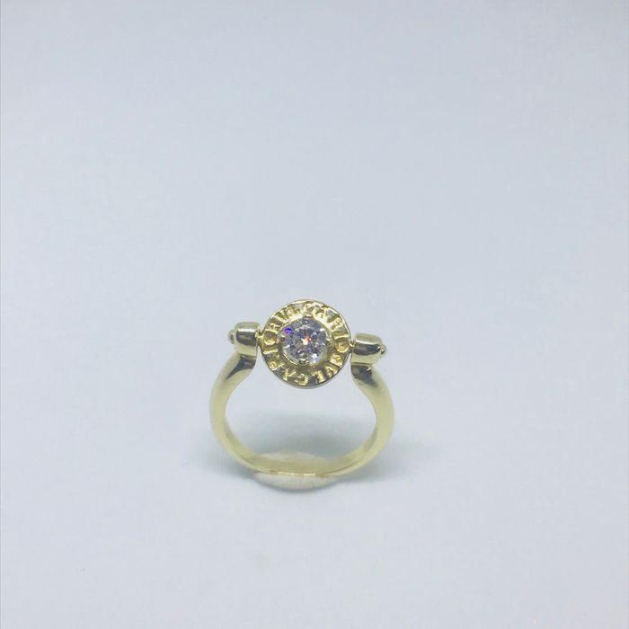 Χρυσό δαχτυλίδι 14 καράτια 74edd716a97