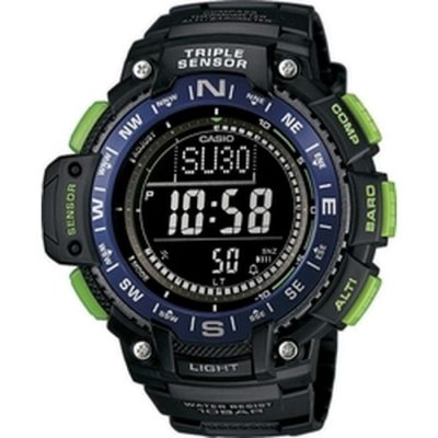 CASIO Sport Gear Triple Sensor Gents Watch SGW-1000-2BER