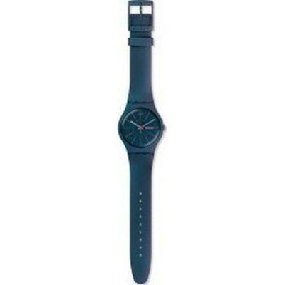 Swatch Blue Rubber Strap SUON708