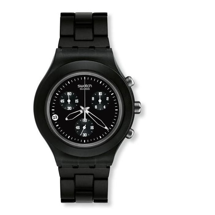 swatch-watch-roloi-unisex-analog-irony-full-blooded-smoky-black-fine ... 104d2e349b8