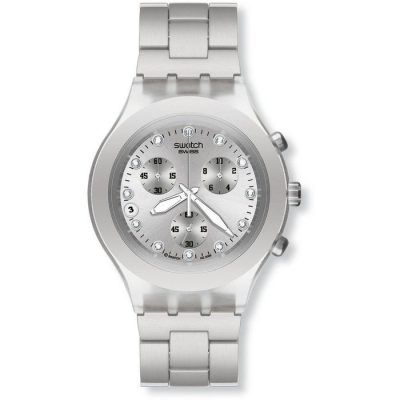 SWATCH FullBlooded Silver - SVCK4038G Silver case