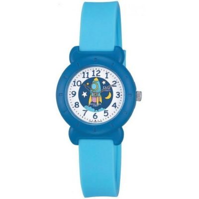 Q&Q  Kids Waterproof Watch- VP81J006Y