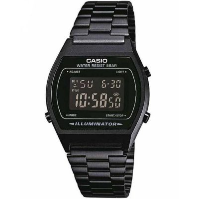 CASIO Collection Stainless Steel Bracelet B640WB-1BEF