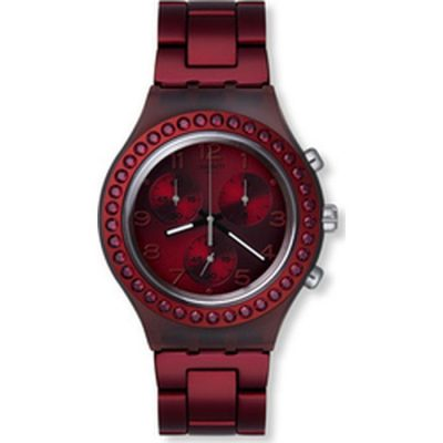 Watch Swatch Irony Chrono SVCR1000AG RUBY BRILLIANCE