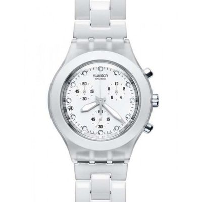 Swatch Chrono Full Blooded White SVCK4045AG