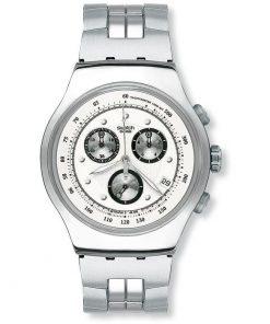 SWATCH Wealthy Star - YOS401G Silver case
