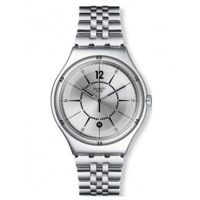 SWATCH Moonstep - YWS406G Silver case